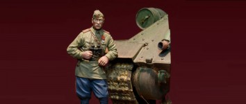 Russian Officer 1943-45